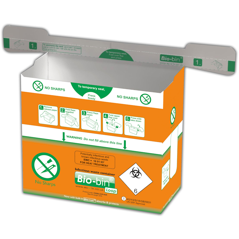 BIO-BIN LOOP ORANGE