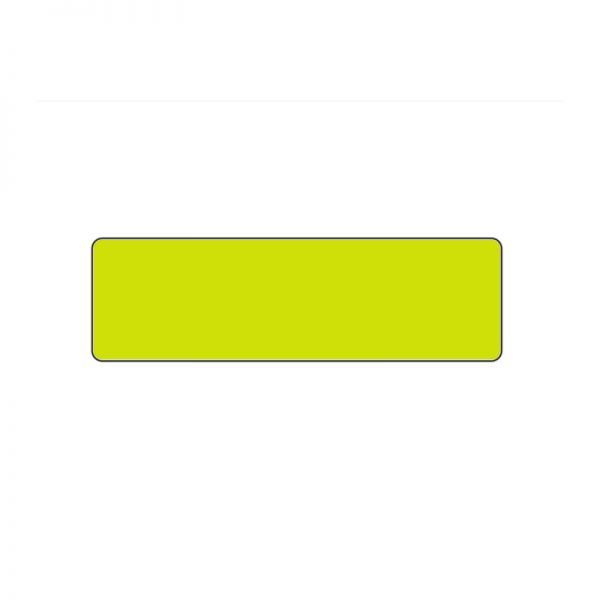 Labtag identification label green