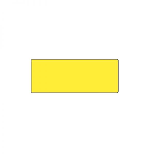 Labtag laser sheets yellow large
