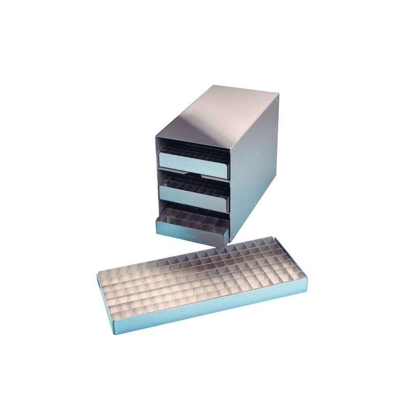Aluminium Storage Tray - Horizontal Racks