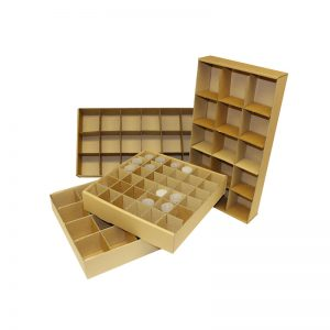 Corrugated Cardboard Storage Tray