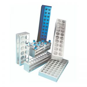 Double Platform Test Tube Racks