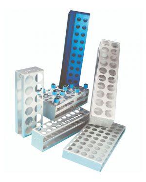 Single Platform Testube Racks
