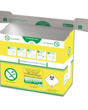 BIO-BIN LOOP YELLOW