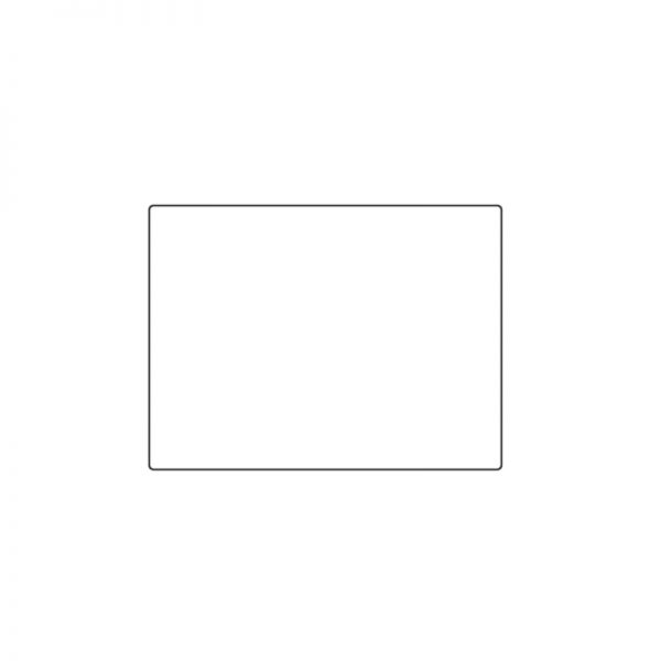 Labtag laser sheets white x large