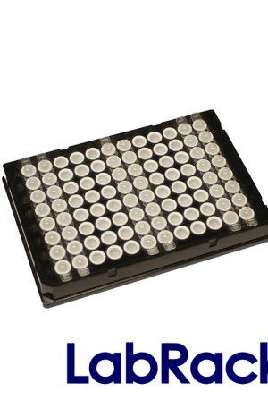 Vertical LabRacks™ for Microtiter Plates