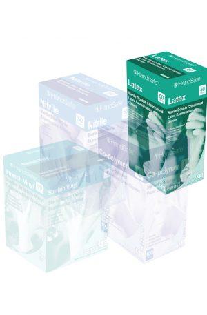 Sterile Latex Examination Gloves