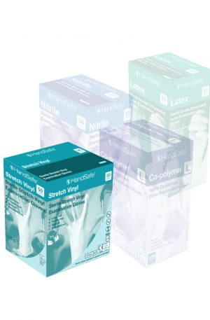 Sterile Synthetic Examination Gloves